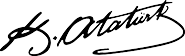 ataturk-signature